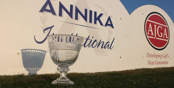 Final Round underway at the ANNIKA Invitational