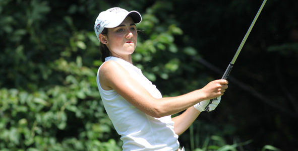 Armstrong leads Girls Division after round one