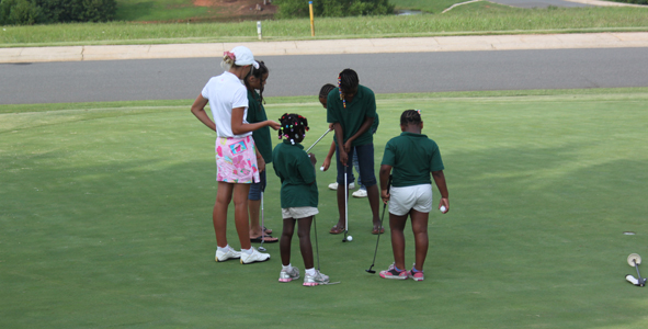 AJGA juniors teach the next generation