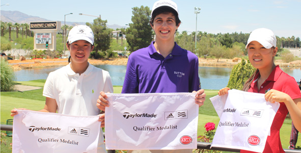 2011 Qualifier Medalists for Las Vegas Junior Open