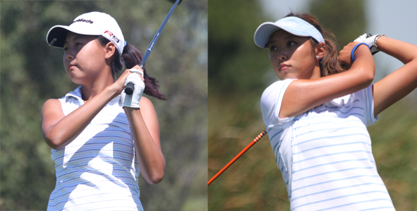 Esther Lee surges, ties Hee Wook Choi in Second Round