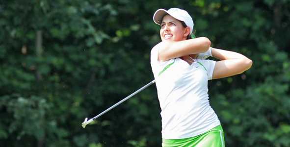 Maymon widens first-round lead in Girls Division