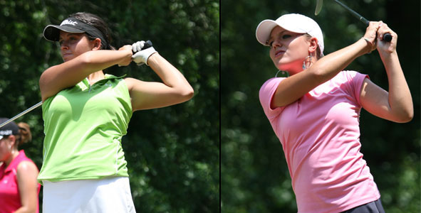 George and Stephenson tie for medalist honors
