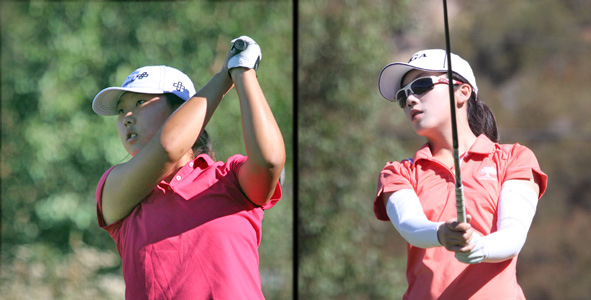 Cho, Yau lead Girls Division at Robinson Ranch