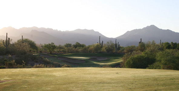 Grayhawk Golf Club sets the stage
