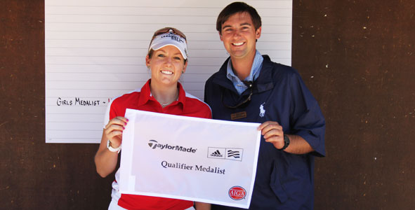 Leadbetter advances to tournament field