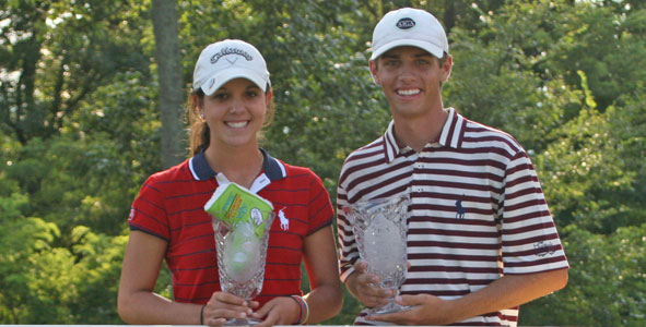 Talley, Dozier win at The Ledges