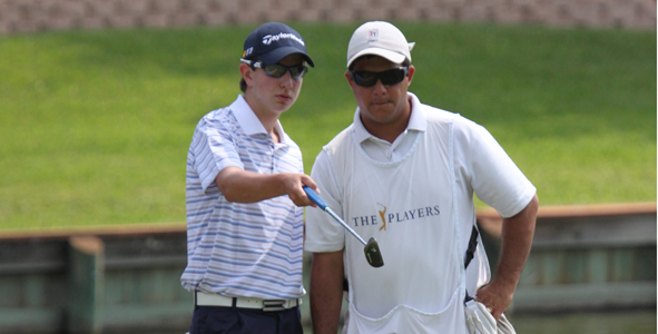 Caddies add to experience