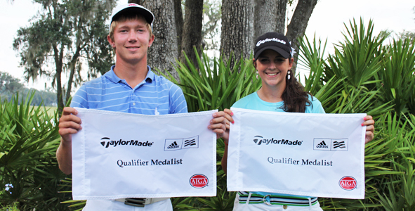 Medalists crowned at TaylorMade-adidas Golf Qualifier Series