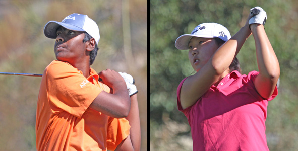 Theegala, Cho maintain leads after second round