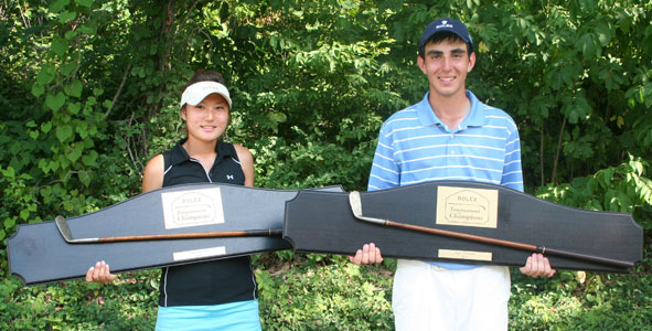 2010: Paolucci, Park claim Tournament of Champions titles