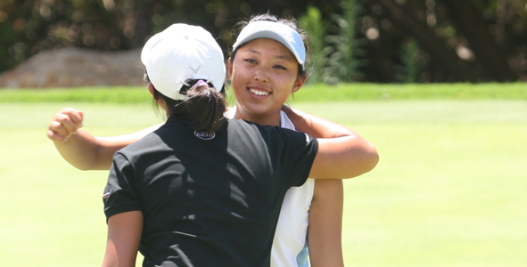 Esther Lee shoots course record to take win