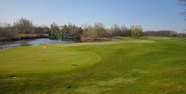 Fieldstone Golf Course : The ajga returns to auburn hills for third year